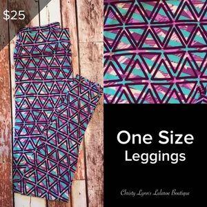 Lularoe One Size os Leggings